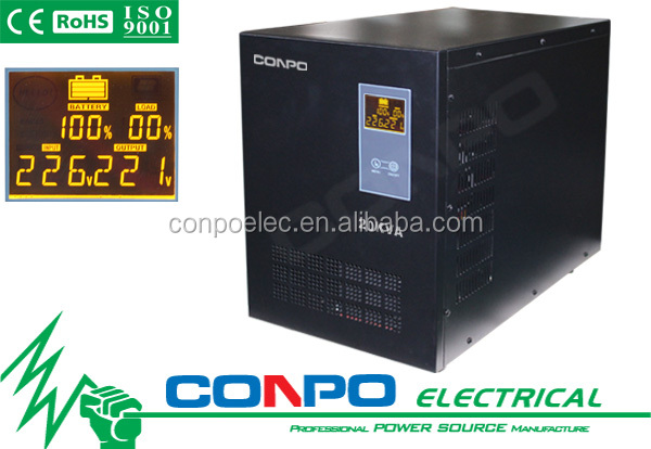 V-SINE20KVA 20KVA/15KW Pure sine Inverter Charger Line Interactive UPS(Transformer Base)