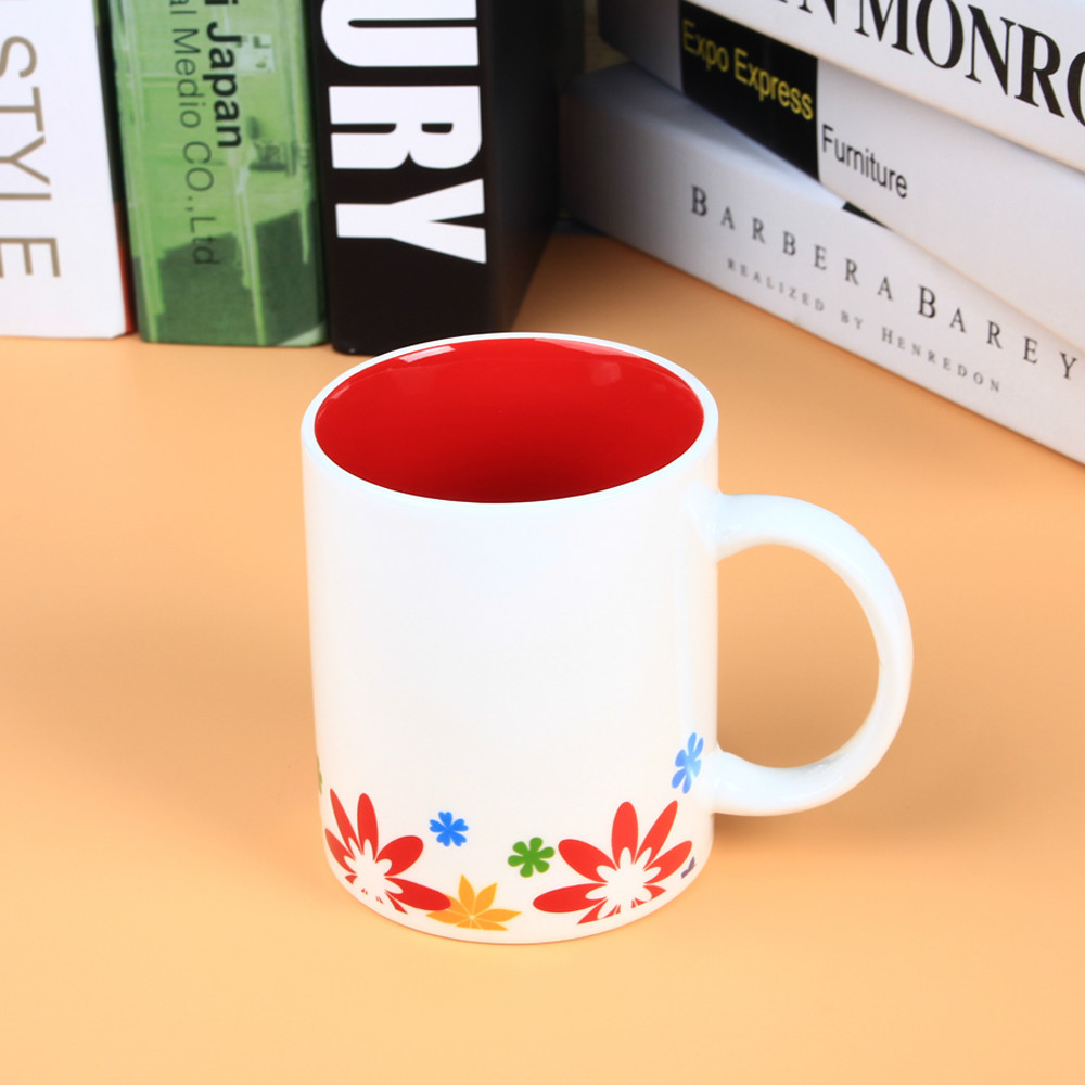 Factory Supplier special design handle ceramic mug With ISO9001