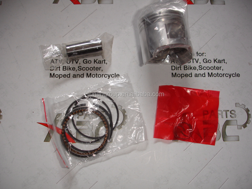 39MM 13MM Piston Kit Rings Pin Lifan ZongShen Loncin Kaya 50CC 4 stroke engine Parts