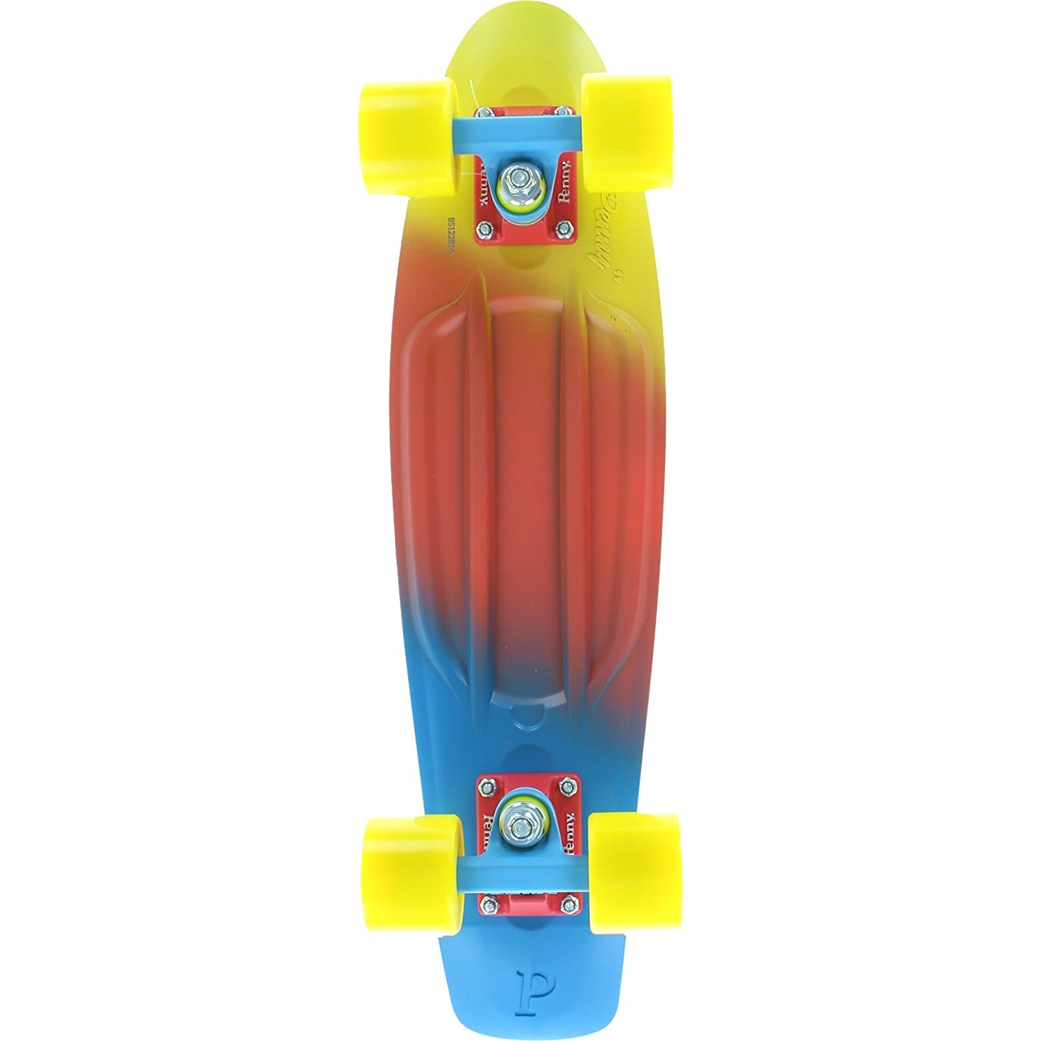 "Penny 22"" in Fade Canary - Complete Skateboard - 100% Brand New Original!"