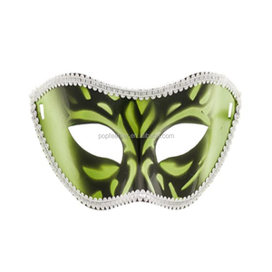 PM-307 Manufacturers custom fashionable colorful Masquerade Party face mask