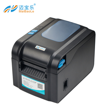 3 Inch USB Port Thermal Printer for QR Code printing