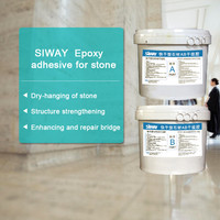 epoxy resin structure steel bonded stone and concrete glue