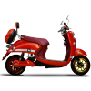 2016 New design 800w cheap lion battery electric Motorcycle with big seat /EEC electric scooter/ 2 wheel ebike