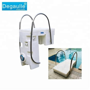 Integrative swimming pool equipment wall hung filtration system pipeless filter