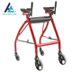 Heavy duty design walking Rehabilitation equipment medical walker tutor assist aids for disabled walking training