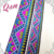 factory price jacquard ribbon for dog collar
