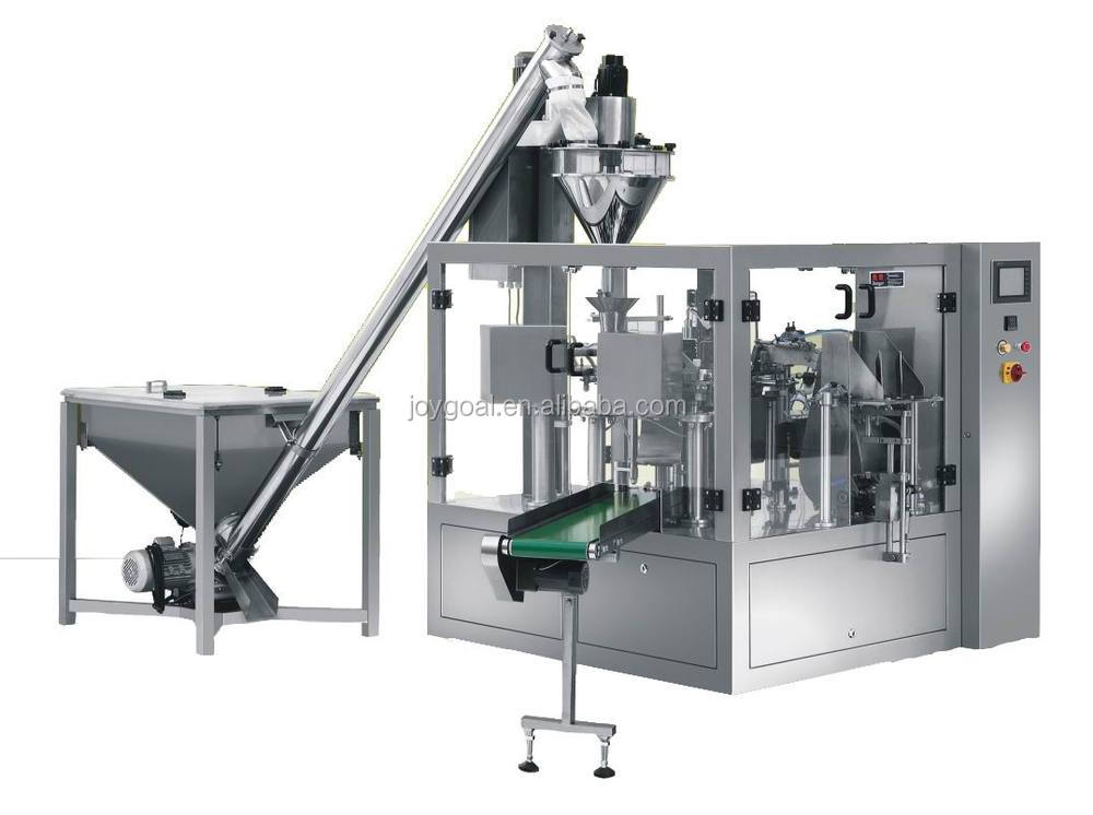 JOYGOAL Automatic hopper powder screw feeder machine