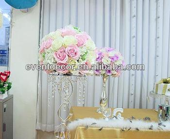 tall weddings flower stands with flower bowl for decoration 4322 ...