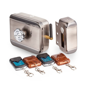 HEADEN Outdoor Fingerprint Main Swing Gate Electric NFC Door Lock