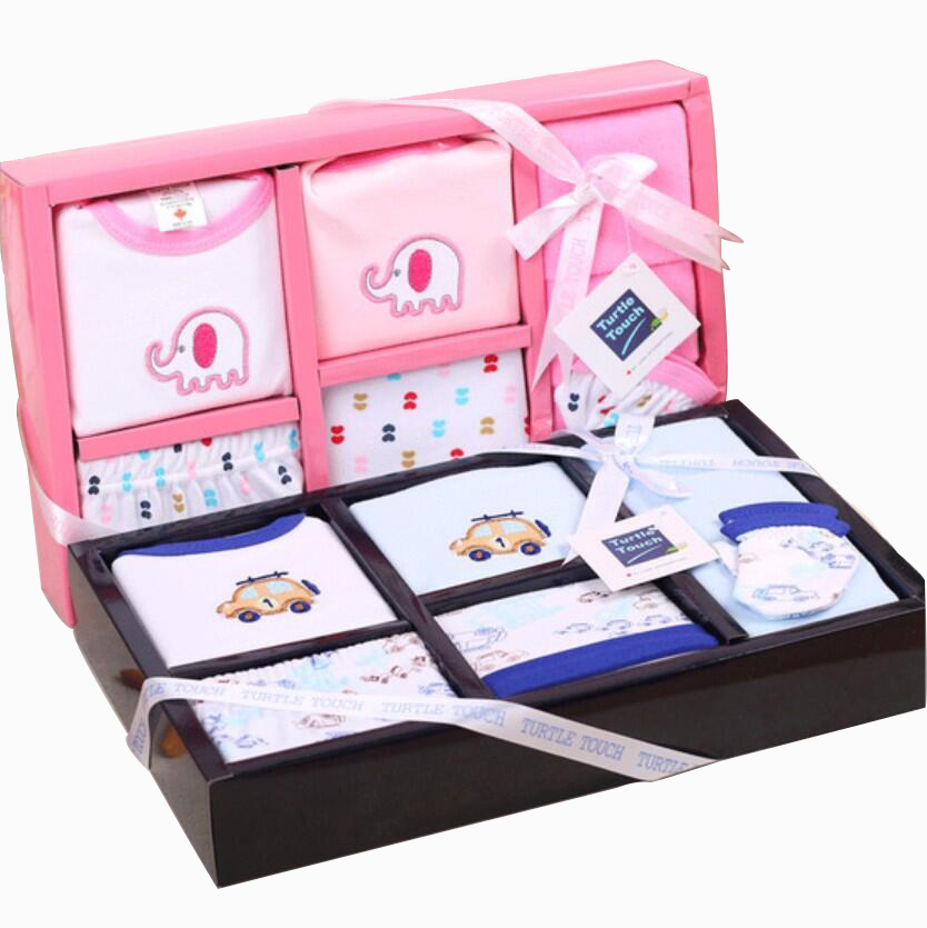 China manufactory <strong>baby</strong> newborn clothing <strong>gift</strong> <strong>set</strong> 8pcs <strong>set</strong> box 100% cotton knitted <strong>baby</strong> wear