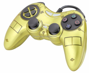 Game controller with built in games , usb pc vibration game controller for sale