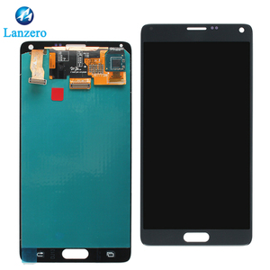 For Samsung Galaxy Note 4 LCD digitizer,Galaxy Note 4 lcd display screen