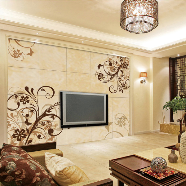 Flower Design Wall Tiles, Flower Design Wall Tiles Suppliers and ...