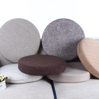 Breathable Polyurethane Pu Round Foam seat cushion