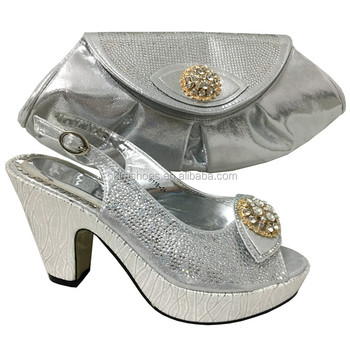 af185aa867f4d Silver womens italian style shoes,bruno giordano italian shoe and bag set  6118-25