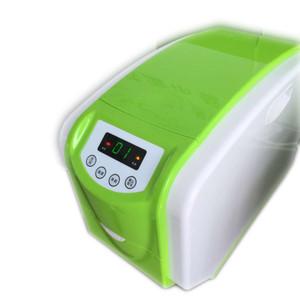 kitchen automatic magic roller cloth cotton hot wet towel dispenser machine