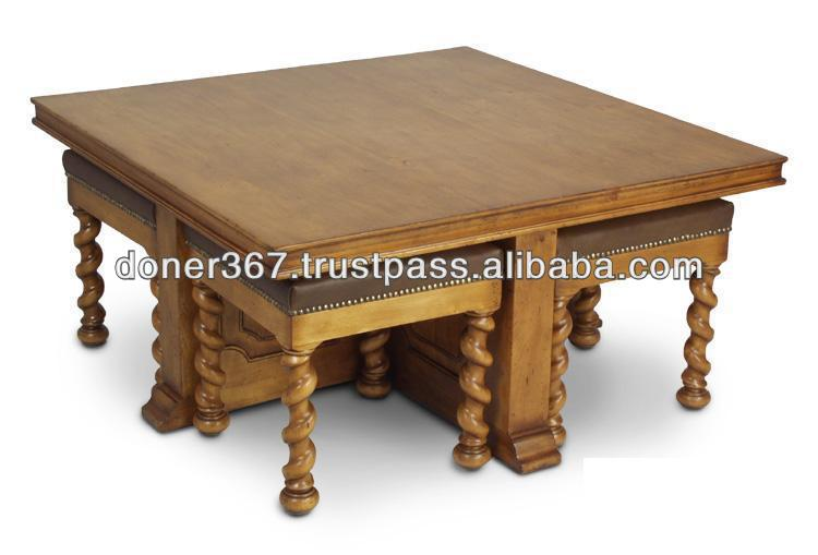 Anese Style Low Dining Table Solid Wood Made Set Sitting Product On Alibaba