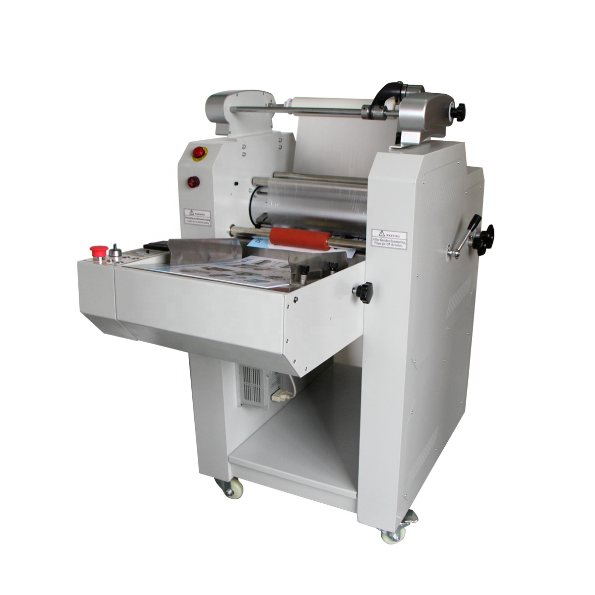BFT-390A A3 size Multi-fucntion automatic roll laminator with foil transfer function