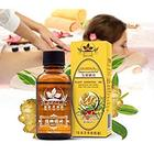 Supercritical CO2 Extraction Pure Natural Ginger oil Food Massage essential oil