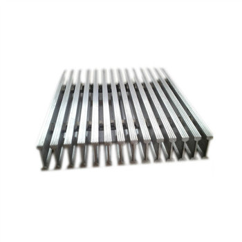 light weight aluminum floor grating