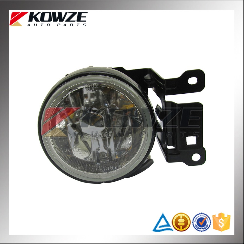 Front Fog Lamp Kit For Mitsubishi Pajero Sport K86w K94w K96w K97w Triton Complete Mr496370 Mr496369 8321a221 8321a222