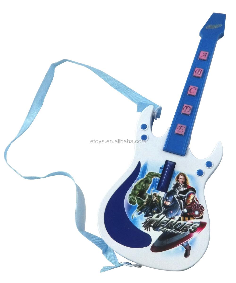 High quality children toy muisc musical guitar toys for kids