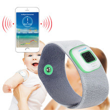 smart watch baby digital thermometer supported Smart phone Apps bluetooth remote monitoring
