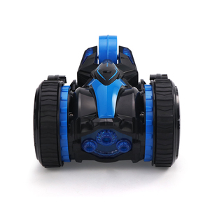 New arrival cheap price speed racing 2.4G 360 degree rotation remote control stunt car toy for kids as Christmas gift