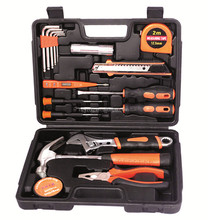 18 pz Household <span class=keywords><strong>tool</strong></span> <span class=keywords><strong>Kit</strong></span> in scatola per amazon di vendita