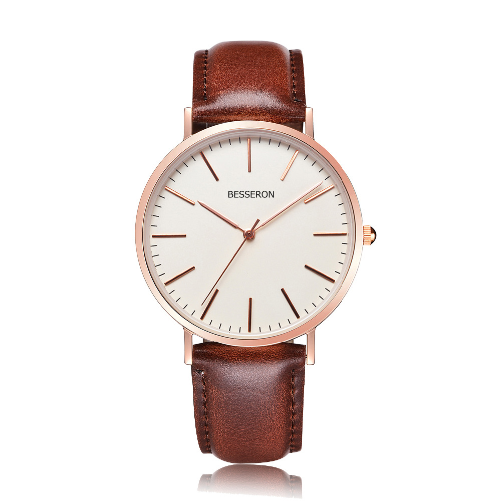 BESSERON good price <strong>hot</strong> sale man watches japan movement man watch retail online shopping wholesale wristwatches
