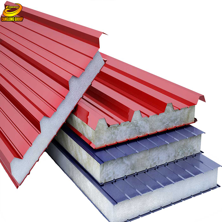 Fireproof Steel Wall Panels : Fireproof interior metal polyurethane structural insulated