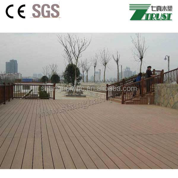 Outside Patio Floor Covering Composite