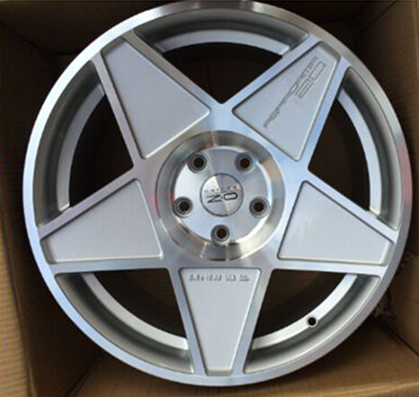 Wheels 5 Hole Oz 3sdm Car Rim Made In China Alloy Wheels After ...