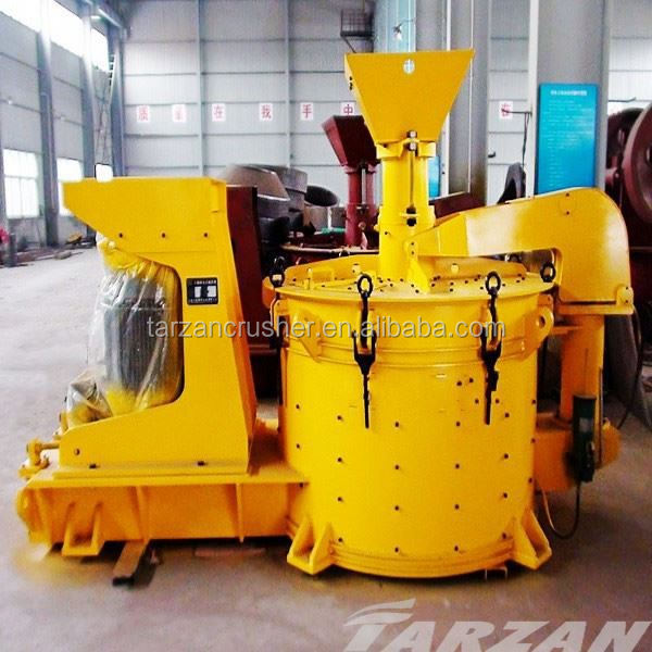 Tarzan offers multi function sand maker used in mining