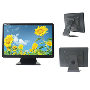 7 8 10 12 13 14 15 17 19 21.5 inch lcd monitor /LED monitor VGA AV TV USB Input monitor led