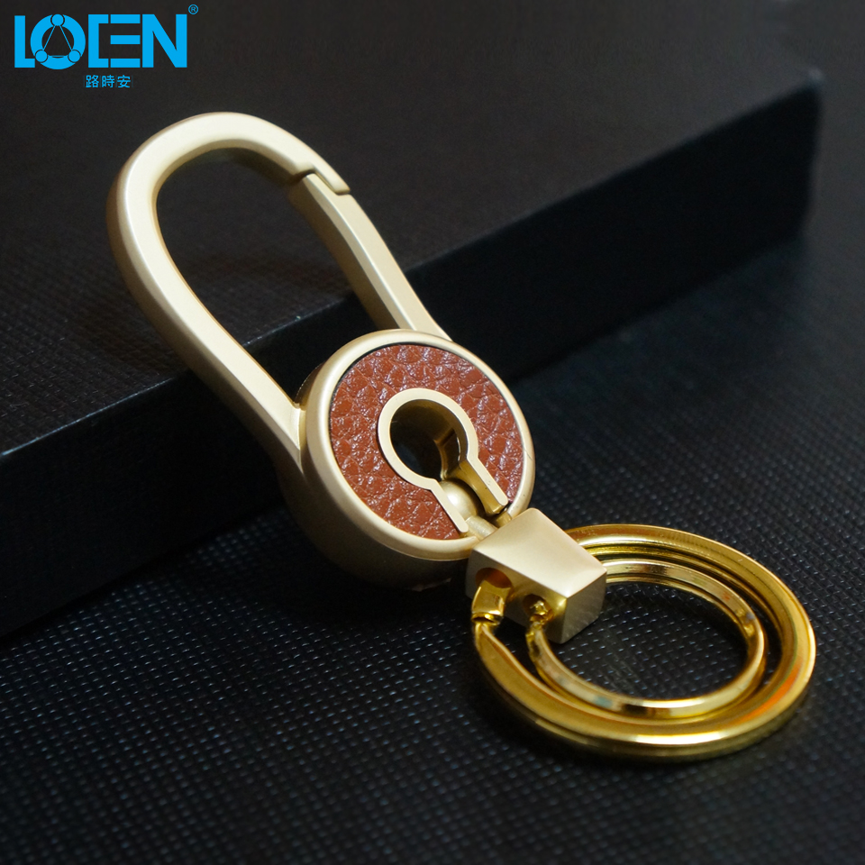 Promotional wholesale fashionable cheap price custom metal key chain