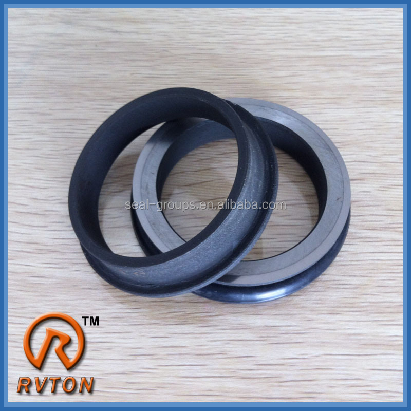 Rvton Mechanical Floating Oil seal For Crawler Machinery