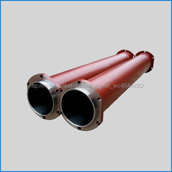 Exterior: 45 # Acier Tuyau Pompe à Béton Livraison Cylindre, Pompe à