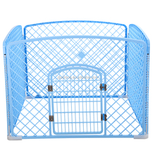 Plastic Veterinary Kennel Pet Dog Cat Cage
