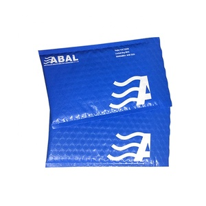 China Factory High Quality Custom Logo Printed Poly Mail Lite Air Bubble Padded Bags Envelopes