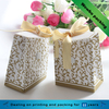 happy sweet / wedding candy packaging paper box for sale