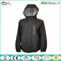 Kid's polyester foldable rain coat/rain poncho/ rain jacket