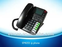 EP 8201 4 line SIP VoIP Phone,IP Phone, Support SIP & H323 New arrival!
