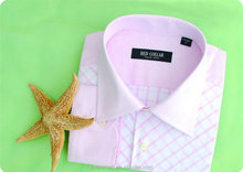 High end cotton material tailor made shirt for men