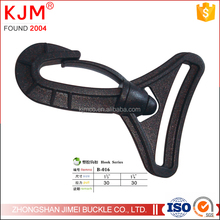 Good Plastic Snap Hook Buckle For Travel Bags Webbing