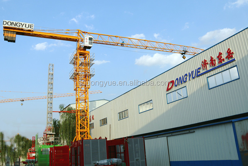 slef climbing used tower cranes for sale in CHINA
