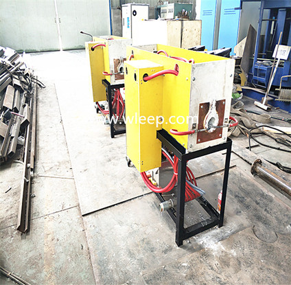 Longitudinal Medium Frequency Induction Heating Furnace