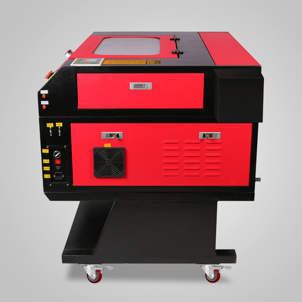Laser Engraver Micro Stepping Motor Woodworking Crafts Laser Engraving Cutting Machine Water Cooling DSP Control <strong>System</strong>