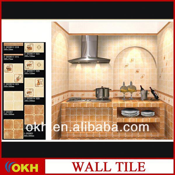 Precio barato y combinaci n de colores para la cocina del - Precios azulejos cocina ...
